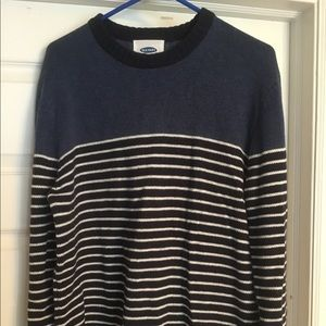 Old Navy Striped Sweater L